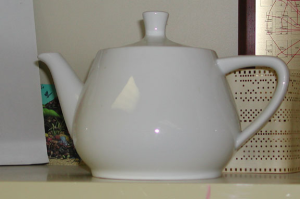 the original teapot